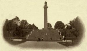 Monument-sepia