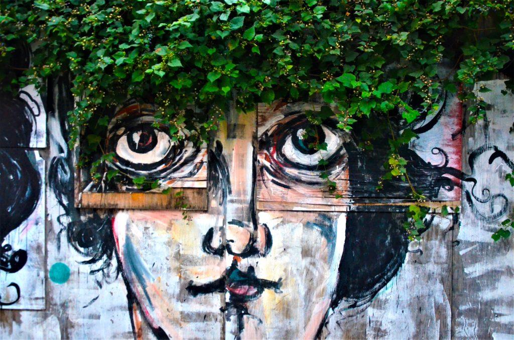 Fort Greene Street Art on St. Felix Street - photo by Ben Richardson